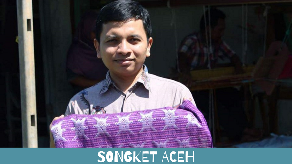 Songket Aceh