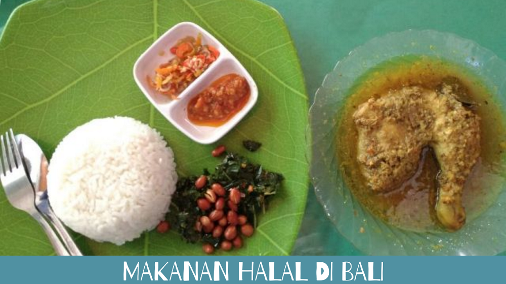 Makanan Halal di Bali