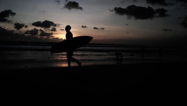 Bahaya Pantai Kuta Bali