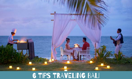 6 Tips Traveling Bali
