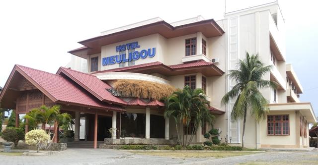 Hotel Termewah Pantai Barat Aceh Masih Kokoh di 12 Tahun Tsunami