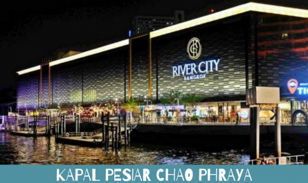 Kapal Pesiar Chao Phraya