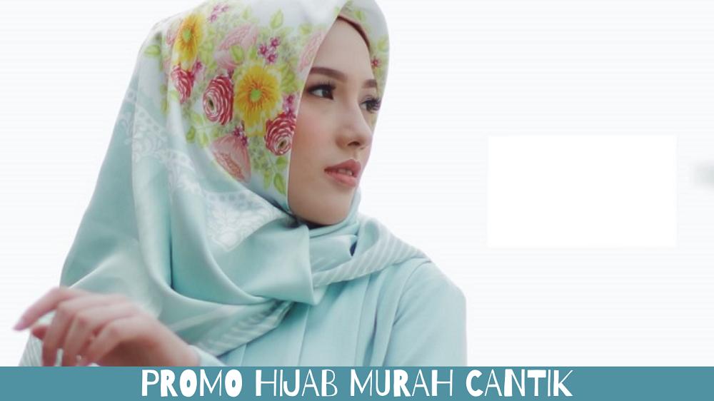 promo hijab murah cantik