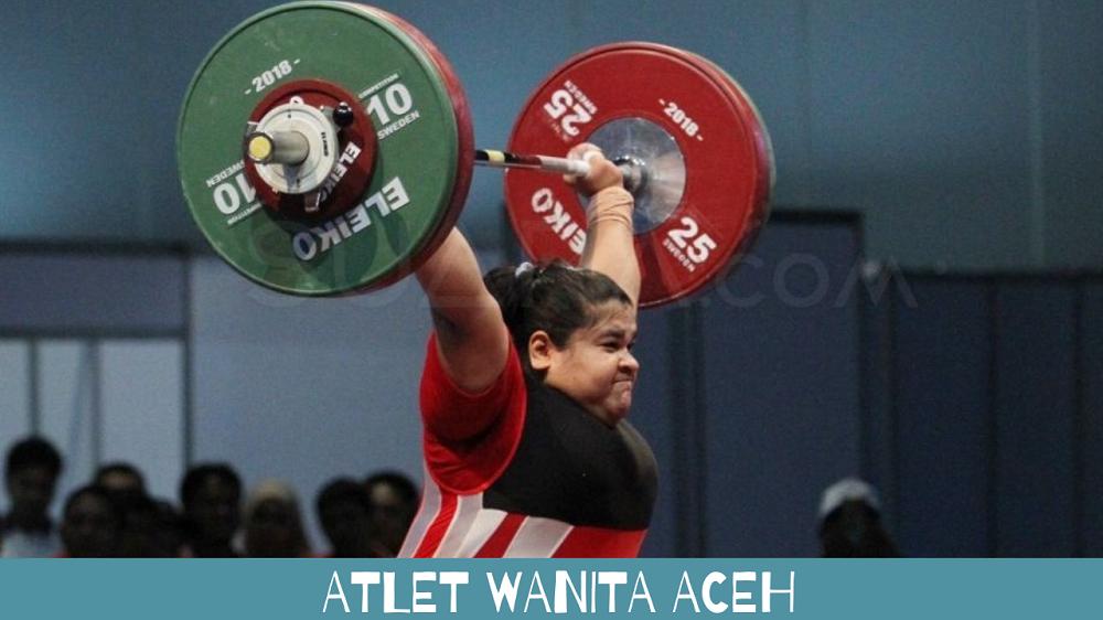 atlet wanita aceh
