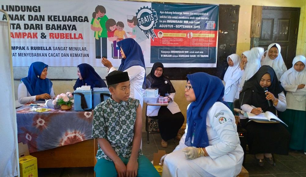 pentingnya imunisasi bagi anak