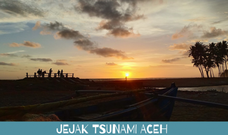 jejak tsunami aceh
