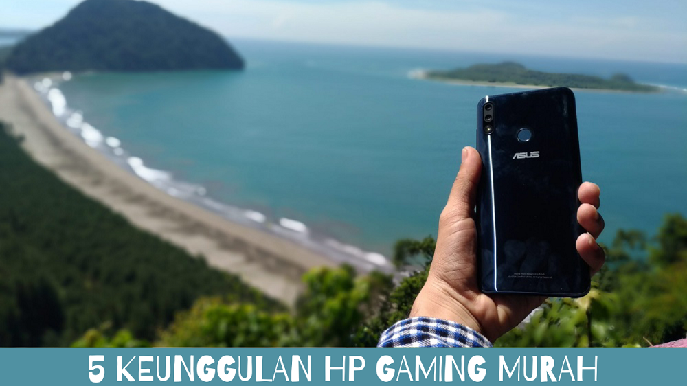 5 keunggulan hp gaming murah