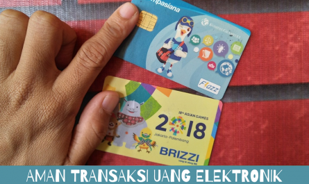 Aman Transaksi Uang Elektronik