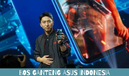 bos ganteng asus indonesia