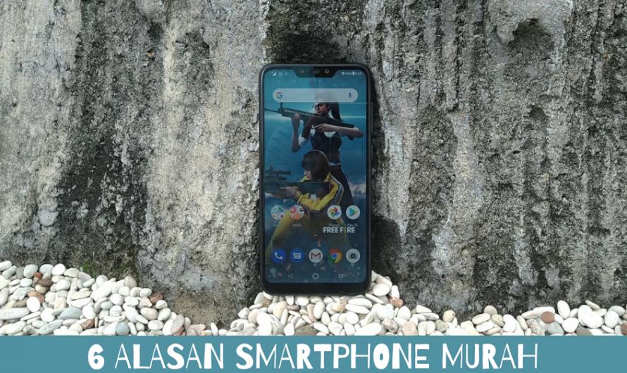 6 Alasan Smartphone Murah Tahan Main Game Lama