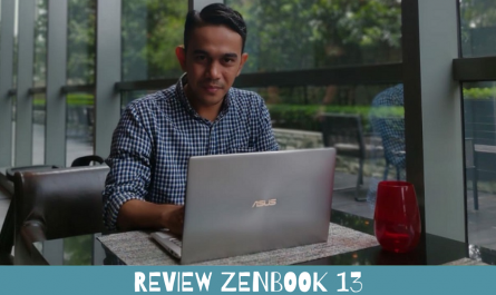 Review Zenbook 13