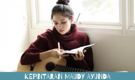 Kepintaran Maudy Ayunda