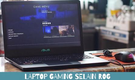 laptop gaming selain rog