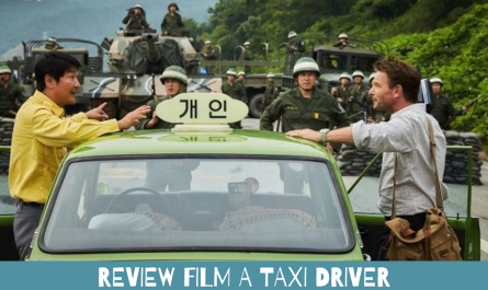 review a taxi driver