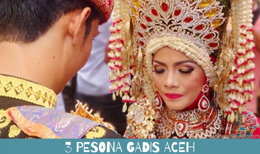 3 Pesona Gadis Aceh yang Buat Pria Enggan Berpaling