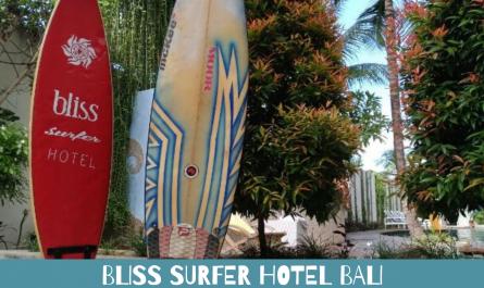 bliss surfer hotel bali