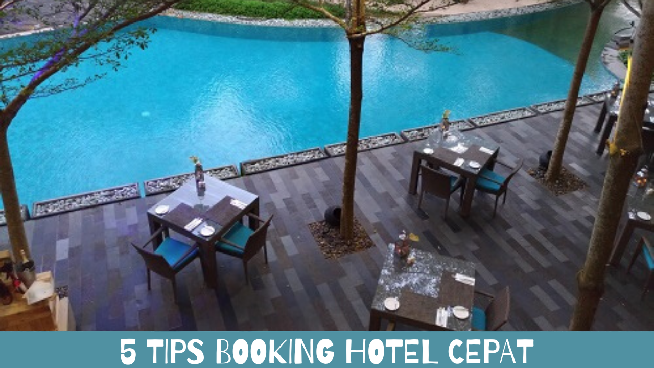 5 tips booking hotel
