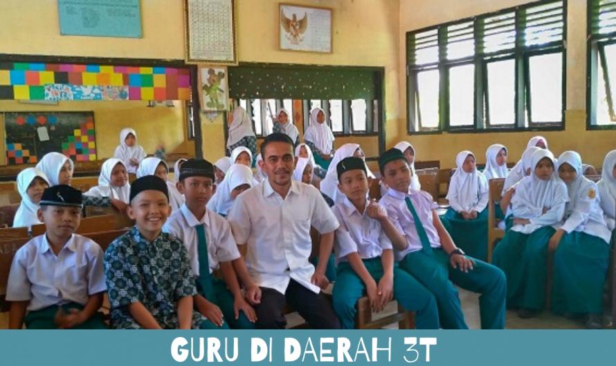 Guru di Daerah 3T Indonesia Menyedihkan Sekali