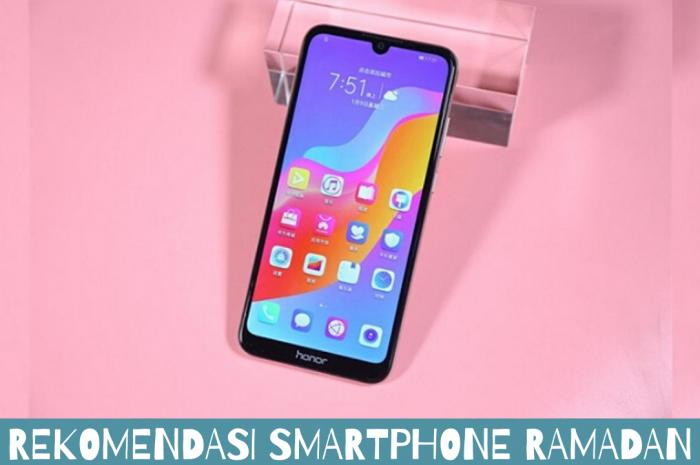 Rekomendasi Smartphone Ramadan dengan Kamera Bagus