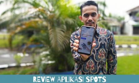 review aplikasi spots