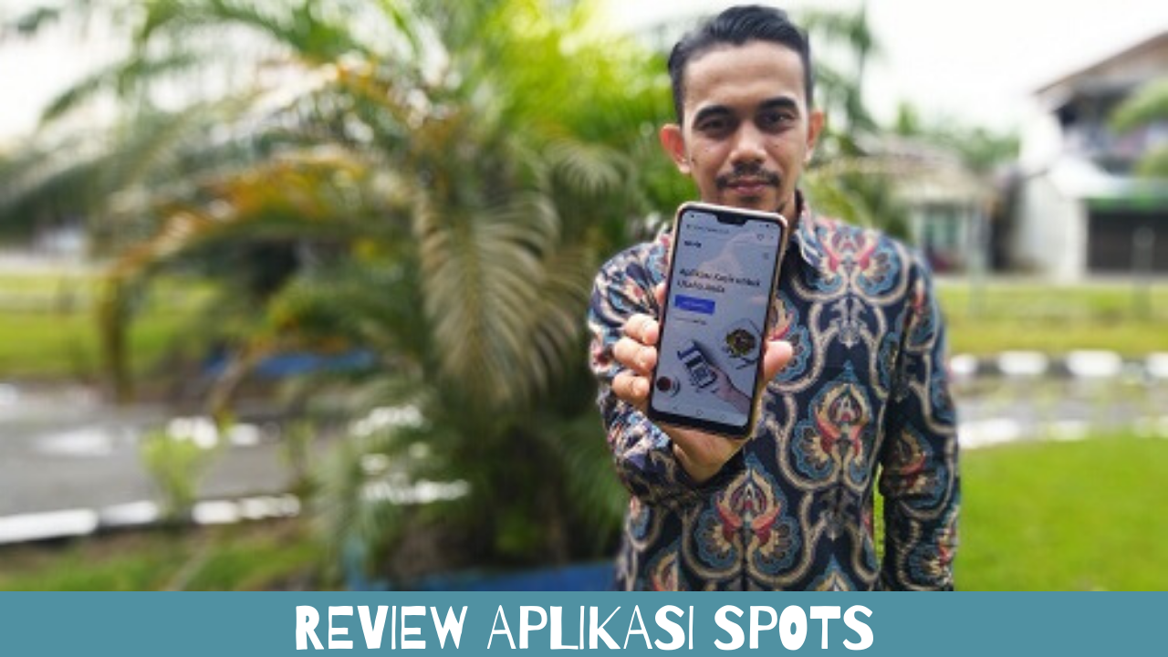 review aplikasi spots