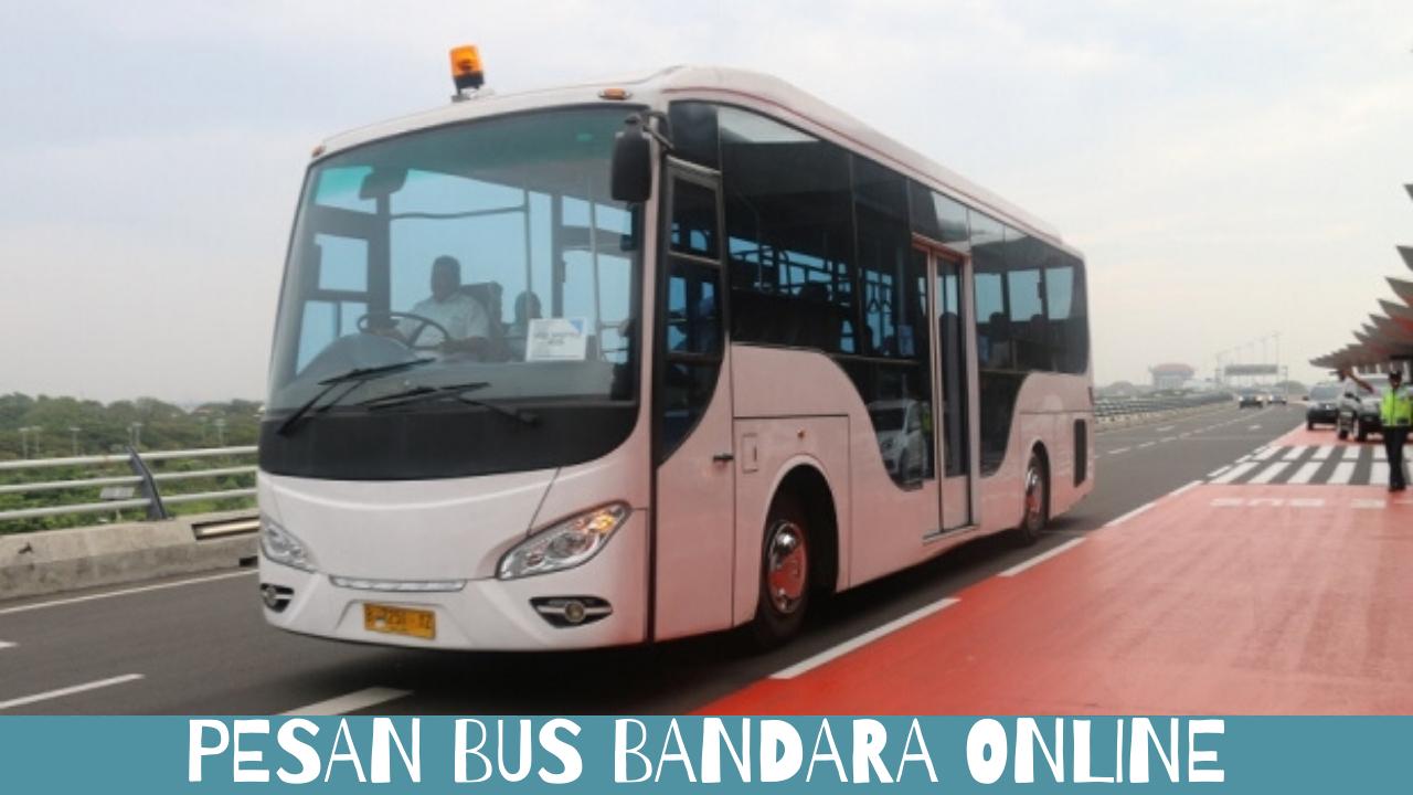 pesan bus bandara online