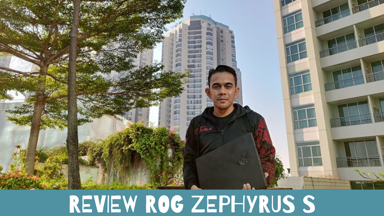 review rog zephyrus s