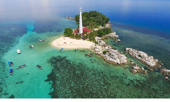 traveling belitung murah
