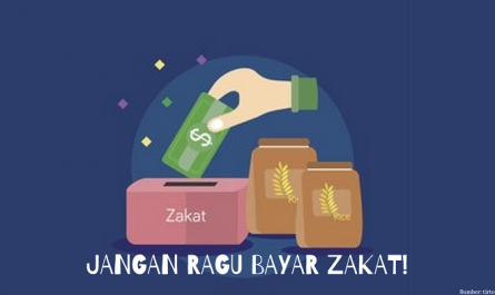 bayar zakat wajib islam