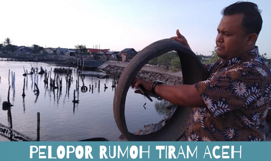 Rumoh Tiram Kampung Tibang, Sebuah Kado Ichsan Rusydi untuk Warga Pesisir Pantai Aceh