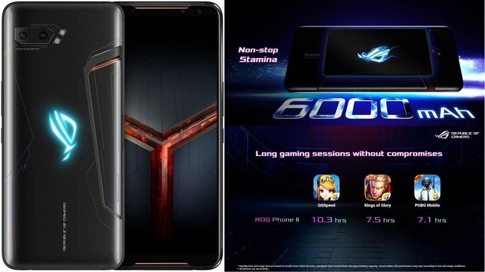ROG Phone II Juara Antutu