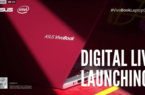 Digital Live Launch ASUS VivoBook