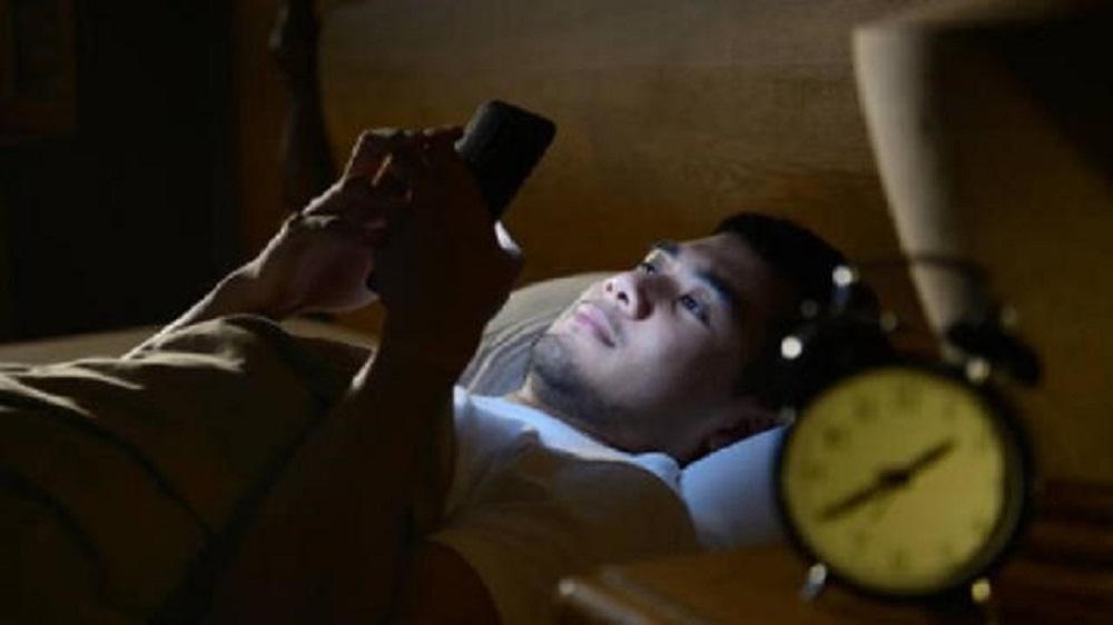 Teknologi Dapat Mengganggu Tidur