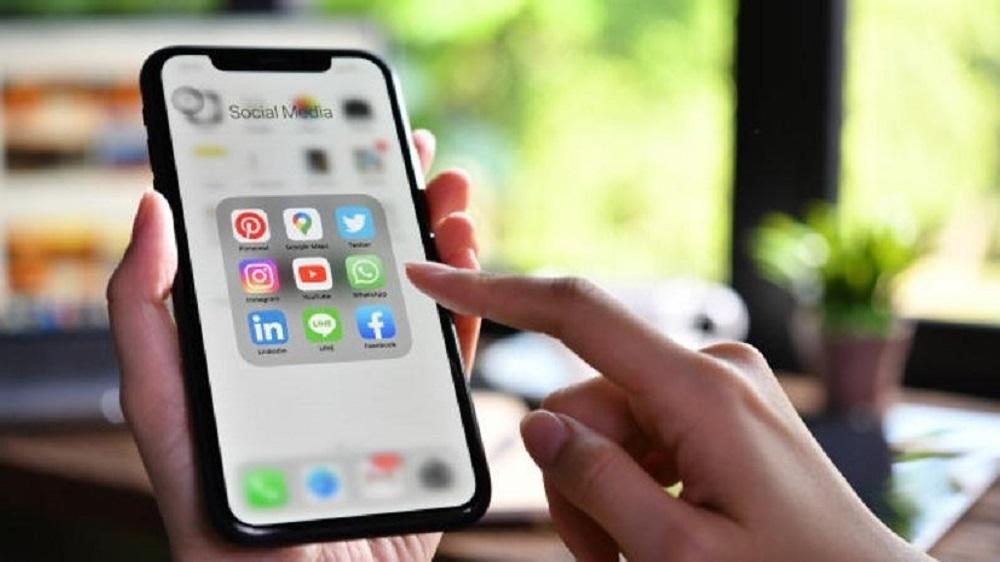 Media Sosial di HP