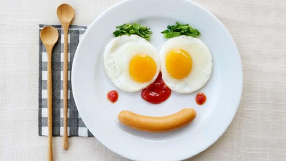 Sarapan Pagi dengan Telur